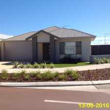 Rental info for Hottest New Place To Live In Mandurah!