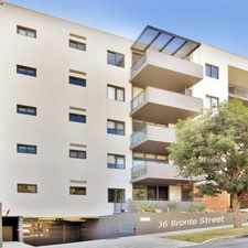 Rental info for Brand New Modern Apartment in the East Perth area