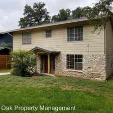 Rental info for 514 Lightsey Rd in the Austin area