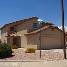 Rental info for 1084 S. 226th Drive in the Buckeye area
