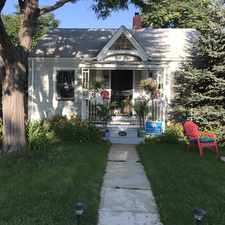 Rental info for 4341 Perry Street in the Berkeley area