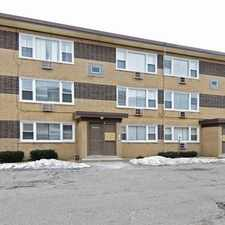 Rental info for 14122 S School St in the Dolton area