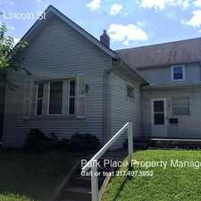 Rental info for 607 E Lincoln St in the Near Southside area