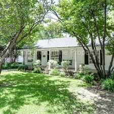 Rental info for Stunning updated 3/2/1 within 2 blocks of TCU available for 2019 school year! in the Fort Worth area