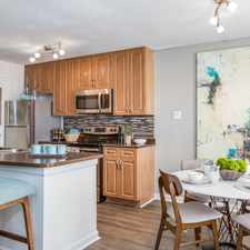 Rental info for Central On The Green in the Raleigh area