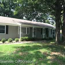 Rental info for 3406 Oakmeadow Ln