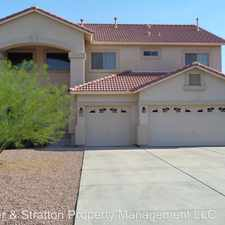 Rental info for 12412 W. Apache St.
