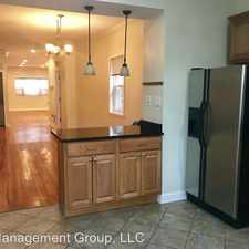 Rental info for 240 S. Highland Avenue in the Patterson Park area