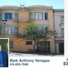 Rental info for Coldwell Banker-San Francisco in the Telegraph Hill area