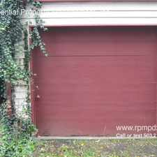 Rental info for 3973 N Montana Ave. - Garage in the Lloyd District area