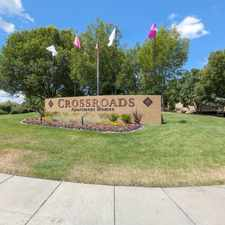 Rental info for Crossroads