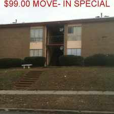 Rental info for 1670 Monroe in the Memphis area