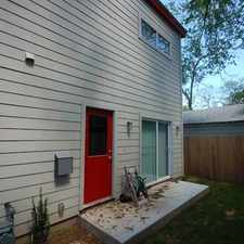 Rental info for 3801 Ave G in the Austin area