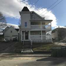 Rental info for 148 Myrtle Ave in the 01420 area
