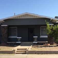 Rental info for 420 East Speedway in the Tucson area