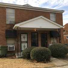 Rental info for 263 Lucy in the South Memphis Citizens United for Action area