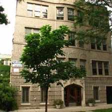 Rental info for 6634 N. Glenwood in the Rogers Park area