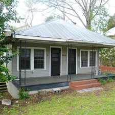 Rental info for 600 North Wayne Street in the Milledgeville area