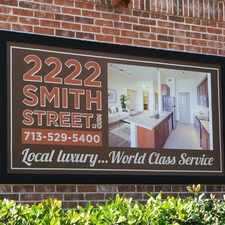 Rental info for 2222 Smith Street in the Midtown area