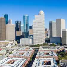 Rental info for Camden City Centre in the Houston area