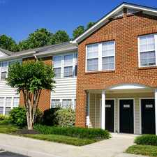 Rental info for Chesterfield Gardens