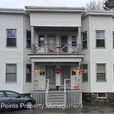 Rental info for 98 S Pleasant st - 2nd Floor Right in the 01835 area