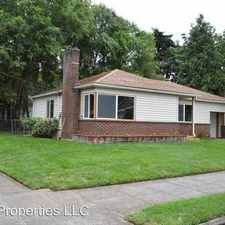 Rental info for 7044 NE 17th Ave. in the Woodlawn area