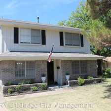 Rental info for 312 Melody Lane in the 75116 area