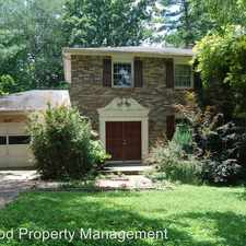 Rental info for 2887 Leisure Woods Ln