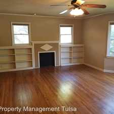 Rental info for 2816 E 2nd St in the Tulsa area