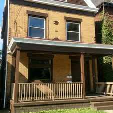 Rental info for 4021 California Avenue #2 in the Brighton Heights area