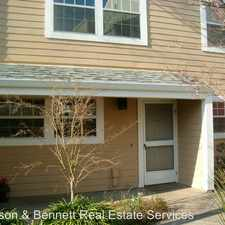 Rental info for Yount St 6600 #7