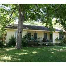 Rental info for 807 E. 49th Street in the Austin area