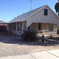 Rental info for 838 East Adams Street in the Tucson area