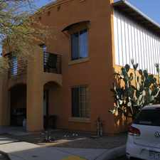Rental info for 4086 N. 1st Ave in the Tucson area