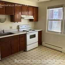 Rental info for 250 Smithfield Road in the Providence area