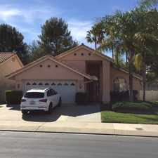 Rental info for 489 Indian Wells Road in the Banning area