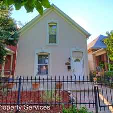 Rental info for 3446 N Marion St in the Cole area