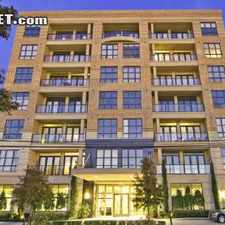 Rental info for $4500 2 bedroom Apartment in Inner Loop Neartown-Montrose in the Houston area