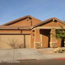 Rental info for 6312 S. Onyx Dr.