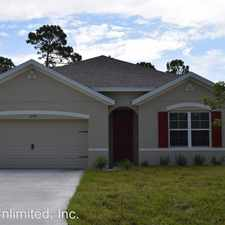 Rental info for 3249 SW Collings Drive