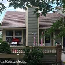Rental info for 717 Crown Point Drive