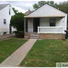 Rental info for Single Family Home, move in ready, in the Detroit area