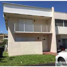 Rental info for BEAUTIFUL TOTALLY REMODELED HOME. EXCEPTIONALLY NICE NEIGHBORHOOD. AVAILABLE 10/9/17 in the North Lauderdale area