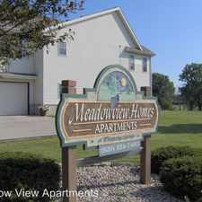 Rental info for 235-333 Ledgewood Drive in the Fond du Lac area