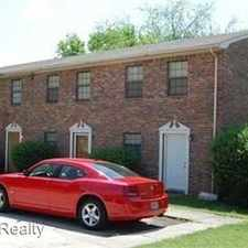Rental info for 4903 Cotton Row