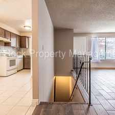 Rental info for 2614 North Madelia Street in the Bemiss area