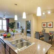Rental info for Discovery At Rowlett Creek