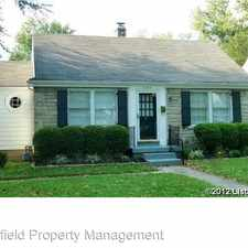 Rental info for 4309 Briarwood Road in the Louisville-Jefferson area