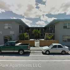 Rental info for 14460 NW 22 AVE - UNIT 10